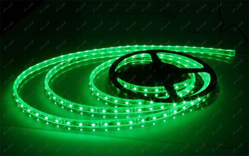 ال ای دی نواری سبز با چیپ ۵۰۵۰