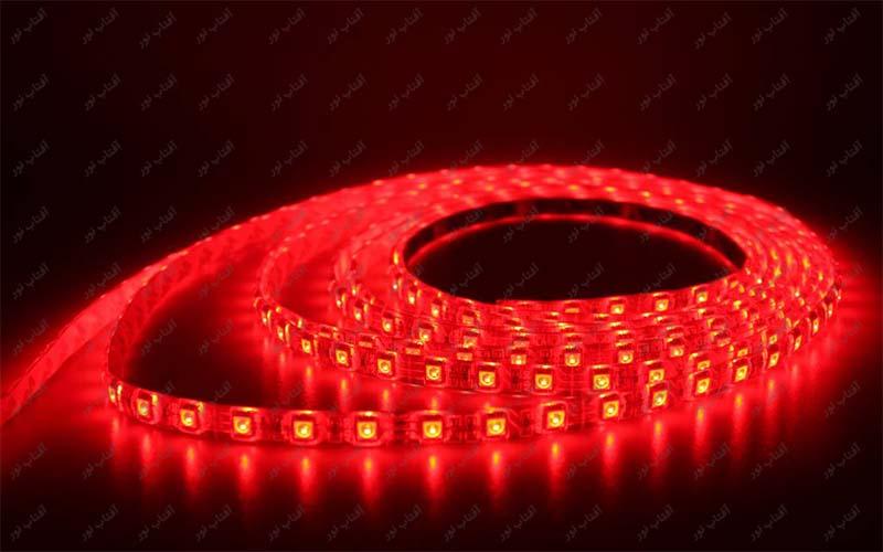 ال ای دی نواری قرمز با چیپ ۵۰۵۰