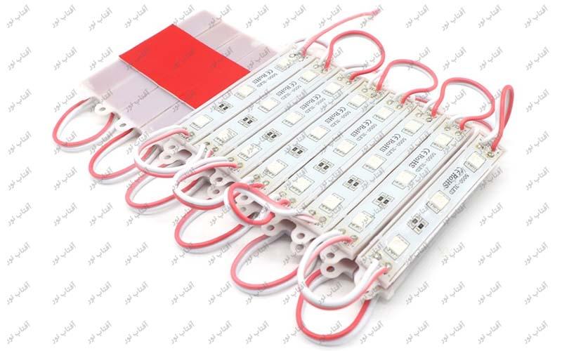 ال ای دی اس ام دی بلوکی قرمز ۵۰۵۰